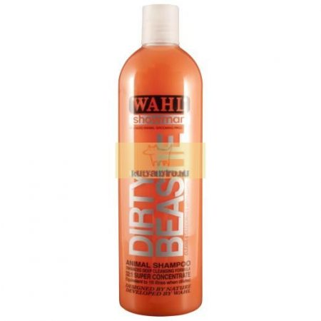 Wahl Dirty Beastie sampon– Piszkos bundára 500ml