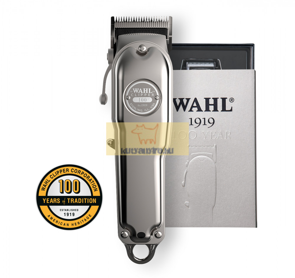 Wahl 100 Year Limited Hajvágógép - Moser és Wahl nyírógépek ... f5f601e109