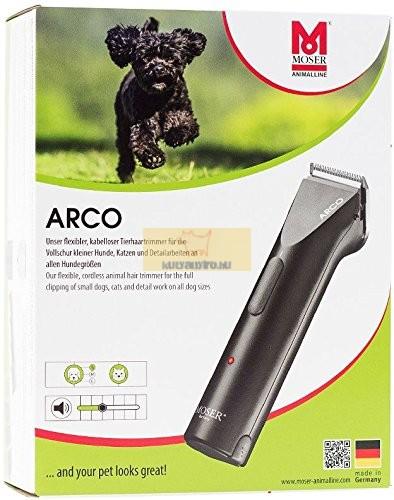 Moser Arco Professzionális kutyanyíró + ajándék oktató DVD ... a9c9209d85