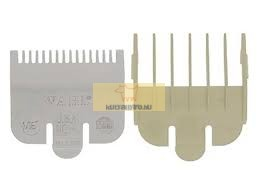 Wahl műanyag toldófésű szett 1,5mm+4,5mm.