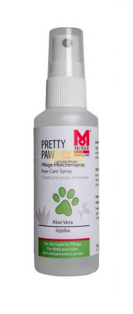 Moser Pretty Paw mancsápoló spray !!!