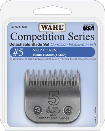 Wahl 6mm (5) vágófej.
