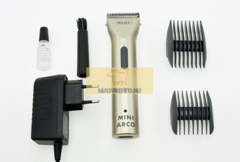 0fcd12ed44aa Wahl mini ARCO pro trimmelő - Moser és Wahl nyírógépek, tartozékok ...