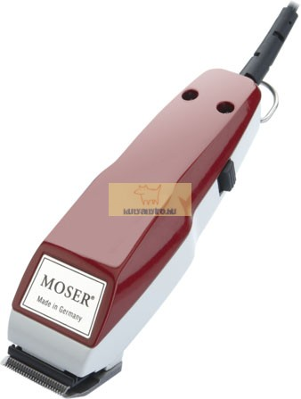 Moser 1400 mini Red kontúrvágógép