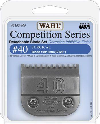 Wahl 0,6mm (40) vágófej.