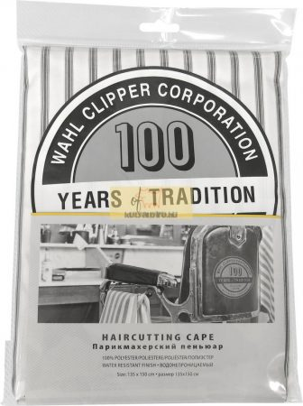 Wahl Barber beterítőkendő 100 year