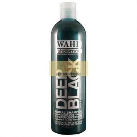Wahl Deep Black sampon – Fekete bundára 500ml