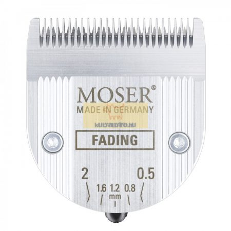 Moser FADING vágófej.